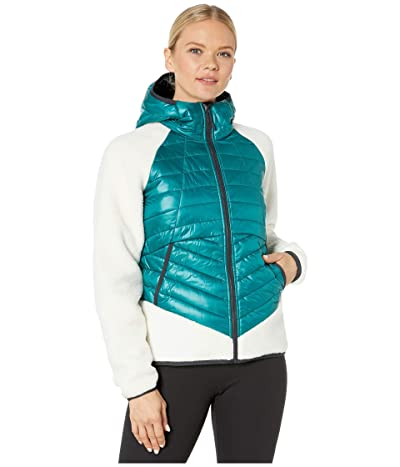Mountain Hardwear Altiustm Hybrid Hoodie (Dive) Women