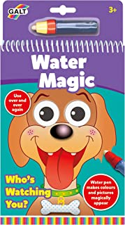 Water Magic Who's Watching you Coloring Book for Children, Galt, 1004744