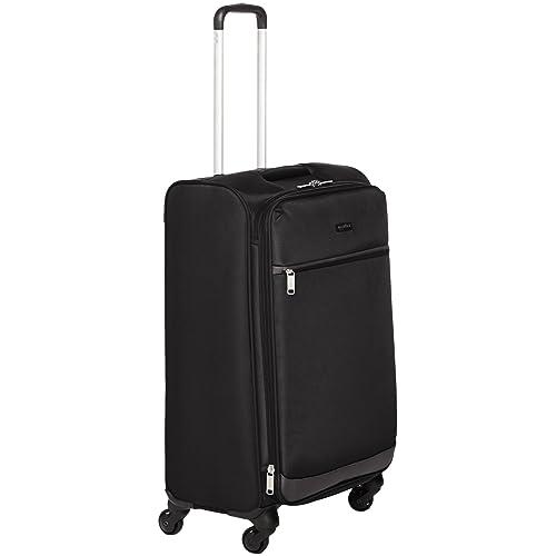 e9f8e149f79d AmazonBasics Softside Spinner Luggage