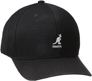 Men's Wool Flex-fit Baseball Cap