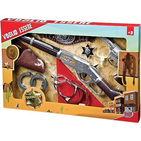 Set Cowboy Grandi Giochi