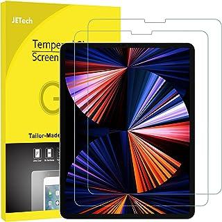 JETech Folia Ochraniacz Ekranu Kompatybilne z iPad Pro 12,9 Cala (Płynny Wyświetlacz Retina od Krawędzi Do Krawędzi), Komp...