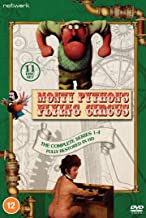Monty Python's Flying Circus: The Complete Series 1-4 [DVD] REGION FREE