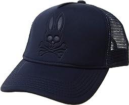 Embossed Bunny Baseball Cap