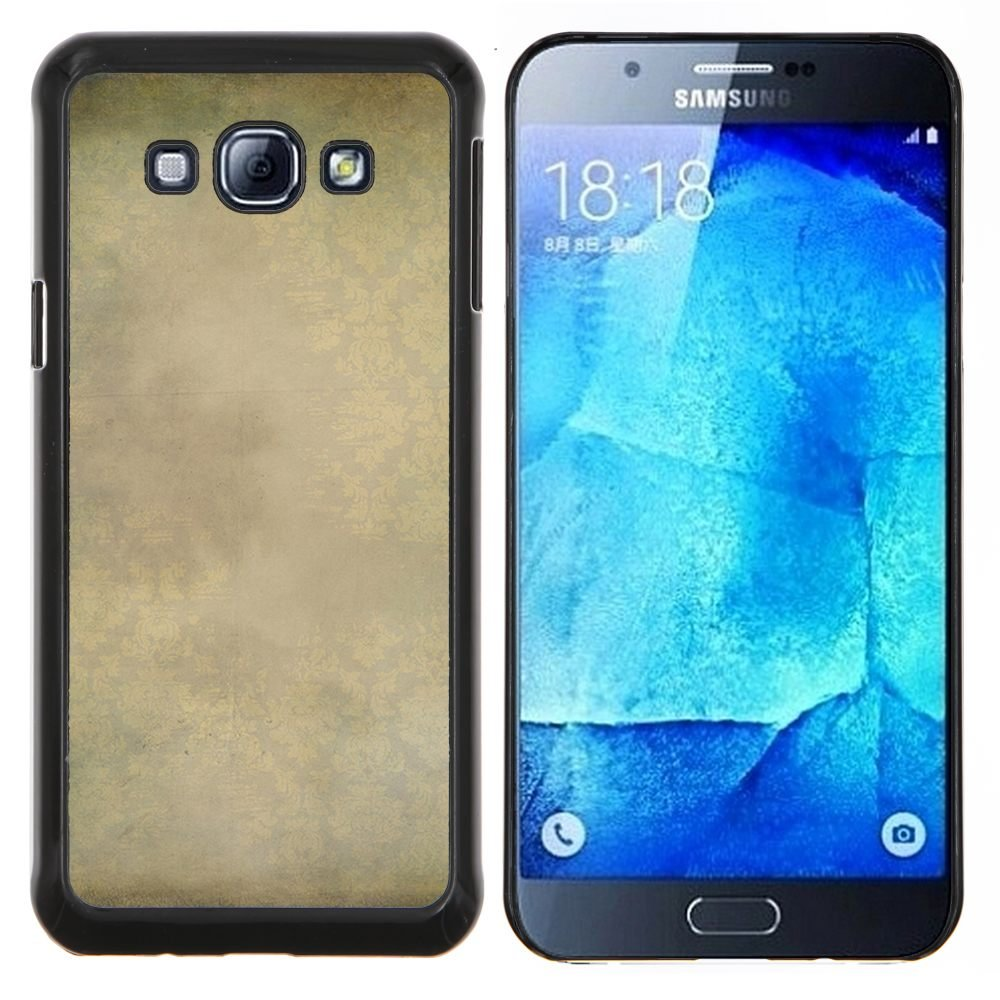 For Samsung Galaxy A8 A8000 Distressed Old Wallpaper Haunted Design Hard Plastic Protective Case Slim Fit Cover Super Marley Shop Amazon Co Uk Electronics