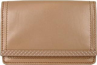 47d41530f940 Bottega Veneta Coin Purse Peach Leather Card Holder Wallet 310531 6702
