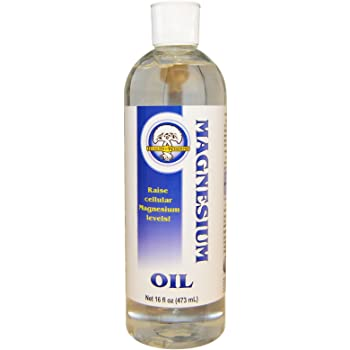 Health and Wisdom Magnesium Oil, 16 fl oz (473 ml)