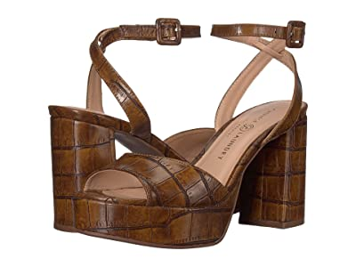 Chinese Laundry Theresa (Luggage Croco) High Heels
