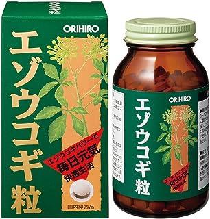 オリヒロ エゾウコギ粒【3本セット】