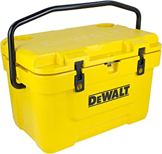 DeWalt 25 Qt Roto Molded Cooler