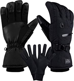 Best snowboard inner gloves Reviews