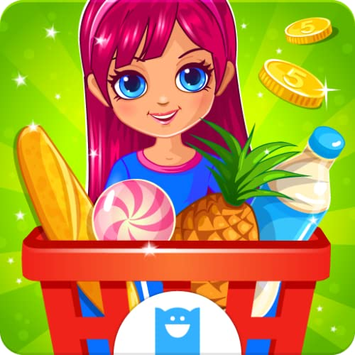 Supermarket - Game for Kids (jeu pour enfants)