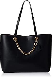 Coach Womens Tote Bag, B4 Black - 78218 B4/BK