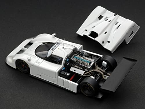 HPI Racing Jaguar XJR-9 Test-Car - 1 43