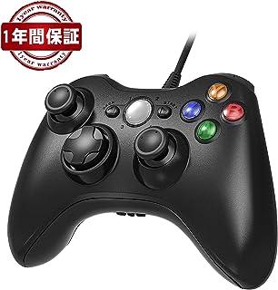 良いおすすめXBOX360コントローラーBlitzlPCコントローラー有線ゲームパッド..と2021のレビュー