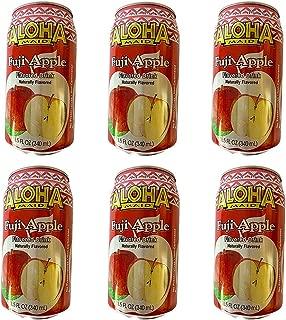 Aloha Maid Fuji Apple Flavored Drink 340mL, 6 Pack
