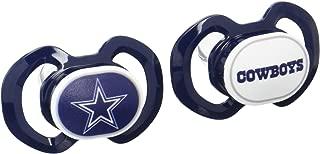 Baby Fanatic Dallas Cowboys 2 Piece Pacifier Set