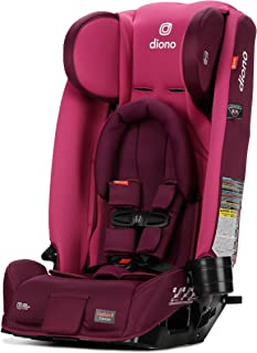 Diono Radian 3RX 3-in-1 Rear and Forward Facing Convertible Car Seat, Adjustable Head Support & Infant Insert, 10 Years 1 ...