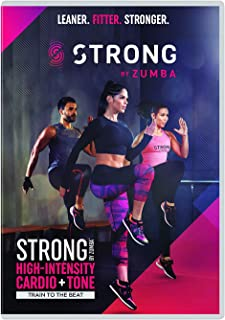 Strong by Zumba 2018