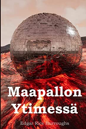 Maapallon Ytimessä: At the Earths Core, Finnish edition