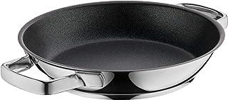 WMF Permadur Advance - Sartén (24 cm, acero inoxidable Cromargan, resistente a los arañazos, asas de acero inoxidable, apta para inducción, sin PFOA)