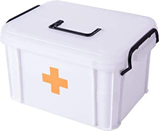 First Aid Medical Kit Container