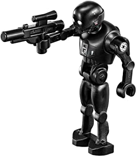 LEGO Star Wars Rogue One Minifigure - K-2SO Enforcer Droid Kay-Tuesso with Blaster Gun (75156)
