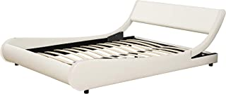 Best modern white bed Reviews