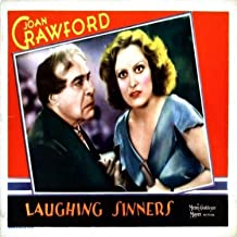 Posterazzi Laughing Sinners from Left George F. Marion Joan Crawford 1931 Movie Masterprint Poster Print (28 x 22)