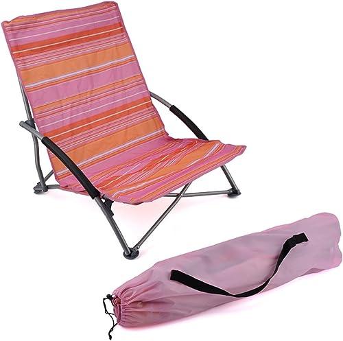 Generic Chaise Longue Camping R RE de Pique-Nique à Séchage Rapide du Pont Ing Faible de Manière Mping Faible SL extérieur Pique-Nique Relax CH Chaise Pliante Chaise de Plage