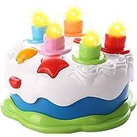 Love&Mini Musical Birthday Cake Toy
