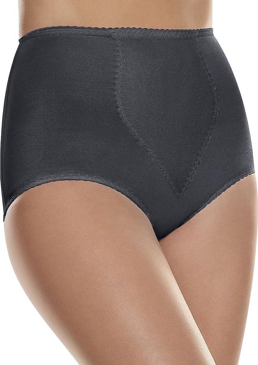 Hanes Women's Light Tummy Control Shapewear Brief Fajas 2-Pack MHH091