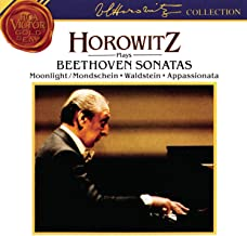 Horowitz Plays Beethoven Sonatas