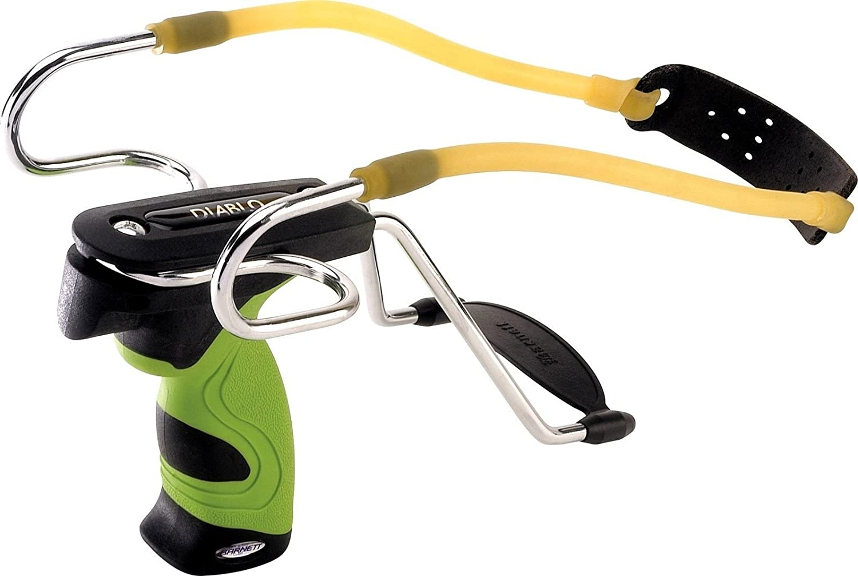 barnett Diablo sling shot slingshot braced sport hun wrist Green A surprise price is realized Ranking TOP15