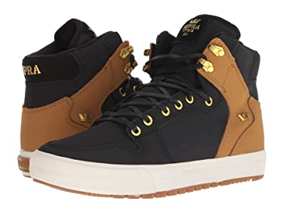 Supra Vaider (Winter) (Black/Tan/Bone) Men