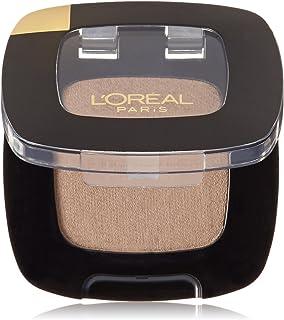 L'Oreal Paris Colour Riche Monos Eyeshadow, Cafe Au Lait, 0.12 oz.