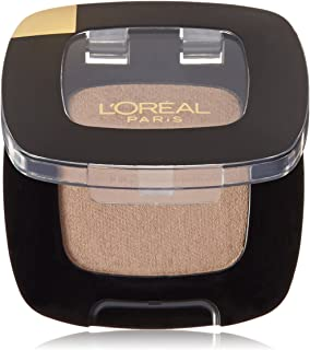 L'Oréal Paris Colour Riche Monos Eyeshadow, Cafe Au Lait, 0.12 oz.