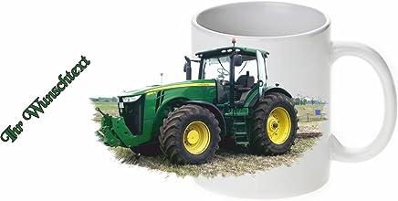 Preisvergleich für John Deere 8310R Kaffeetasse Kaffeepott Tasse Pott Schlepper Traktor 10 Oz