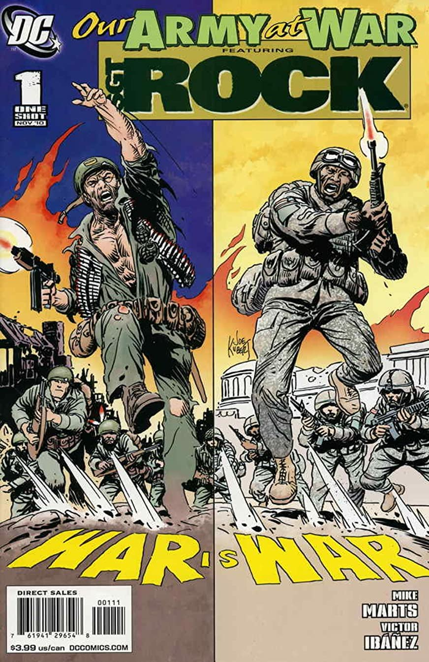 Our Army At War (War One-Shot) #1 VF ; DC comic book