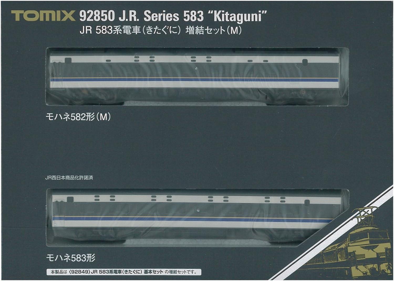 J.R. Series 583 [Kitaguni] (Add-On M 2-Car Set) (Model Train)