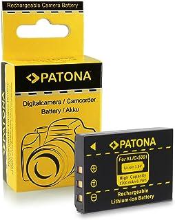 Batería Klic-5001 para Kodak Easyshare DX6490 | DX7440 | DX7590 | DX7630 | P712 | P850 | P880 | Z730 | Z760 | Z7590