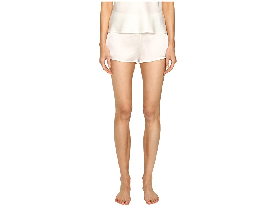 La Perla Silk Shorts (Natural) Women