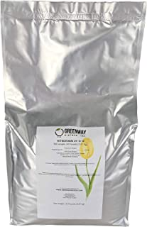 "Nitroform 39-0-0 Slow Release Nitrogen Fertilizer""Greenway Biotech Brand"" 20 Pounds"