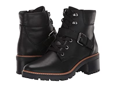 Naturalizer Tia (Black Leather) Women