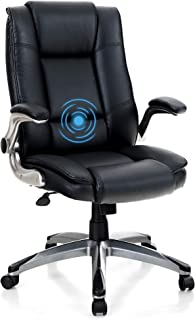 Sponsored Ad - MAISON ARTS High Back Office Chair Desk Chair, Adjustable Ergonomic Massage Swivel Task Chair Computer Chai...