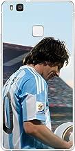 غطاء جراب ColorKing Football Messi Argentina 16 متعدد الألوان لهاتف Honor 9 Lite
