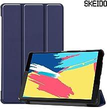 SKEIDO For Lenovo TAB M8 FHD TB-8705F TB-8705N Tablet case for Lenovo Tab M8 B-8505F TB-8505X TB-8505I Case Smart PU Leather Flip Cover -Blue