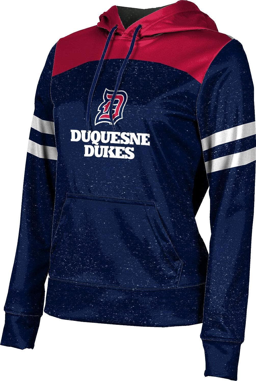 ProSphere Duquesne University Girls' Pullover Hoodie, School Spirit Sweatshirt (Gameday)