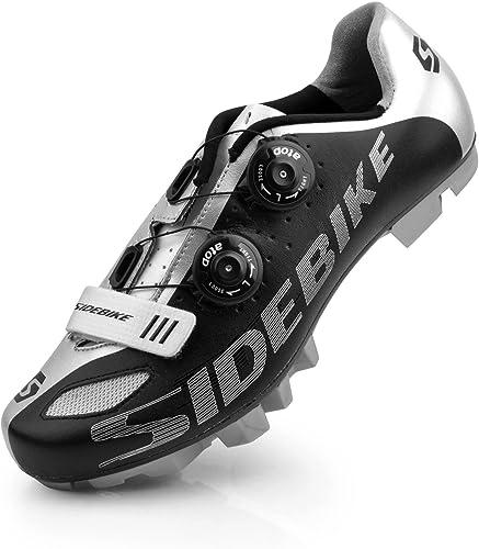 SIDEBIKE Chaussures de vélo Chaussures VTT professionnelles pour hommes et femmes