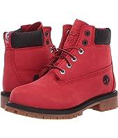 """6"""" Premium Waterproof Boot - Chicago Bulls (Little Kid)"""
